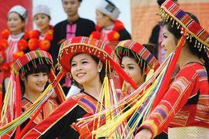 Lào Cai: Gắn bảo tồn bản sắc văn hóa dân tộc với xây dựng nông thôn mới