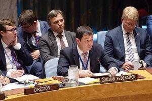 Nga tăng viện trợ hằng năm cho châu Phi thông qua WFP