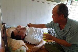 Gia đình thương binh Triệu Văn Quý đang cần sự giúp đỡ
