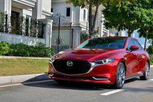 Ra mắt bộ đôi Mazda3 và Mazda3 Sport hoàn toàn mới, giá từ 719 triệu đồng