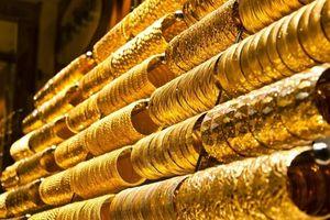 Giá vàng hôm nay 5/11: Đồng USD tăng mạnh ép giá vàng đi xuống