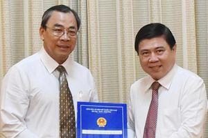 Phó Chủ tịch quận Gò Vấp làm Chủ tịch HĐTV SJC