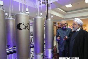 Iran tuyên bố sẽ bơm khí vào các máy ly tâm ở nhà máy Fordow