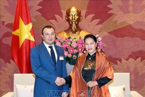 Tăng cường thúc đẩy hơn nữa mối quan hệ hữu nghị Việt Nam - Armenia