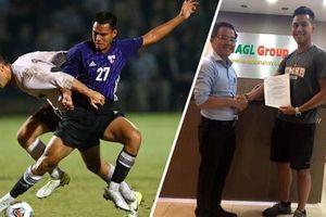 CHÍNH THỨC: HAGL chiêu mộ thành công cầu thủ Việt kiều Mỹ