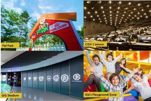Dự kiến thêm hơn 500 thương hiệu nổi tiếng sẽ gia nhập Crescent Mall