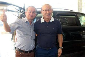 Cuộc tình bầu Đức và HLV Park Hang Seo: 6 cột mốc đáng nhớ!