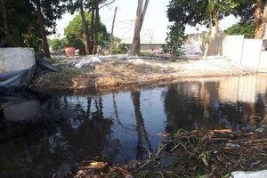 Hậu Lộc (Thanh Hóa): Loạt trang trại xả thải gây ô nhiễm môi trường