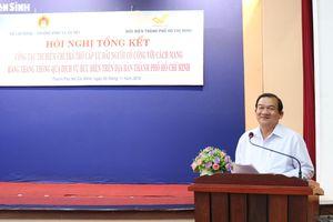 TP. Hồ Chí Minh: Chi trả trợ cấp ưu đãi người có công với cách mạng qua Bưu điện đạt kết quả cao