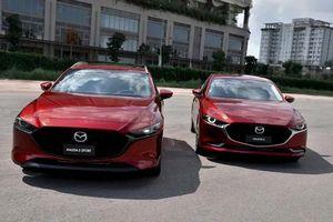 Giá lăn bánh Mazda3 và Mazda3 Sport mới tại Việt Nam cao nhất bao nhiêu?