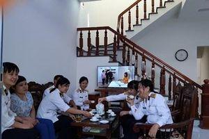Chương trình Xuân Trường Sa trao nhà tình nghĩa tại Hải Phòng