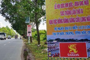 Trên 4.000 người tranh tài tại giải đua ghe ngo Đồng bằng sông Cửu Long