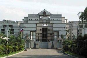 Địa chỉ, thông tin Đại sứ quán Nga tại Việt Nam