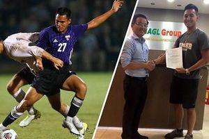 HAGL chính thức ký hợp đồng với cầu thủ Việt kiều ở mùa giải 2020