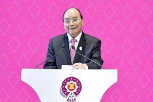 Thủ tướng kết thúc tham dự Hội nghị cấp cao ASEAN 35