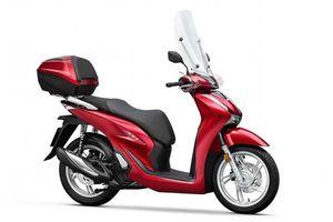 Honda SH hoàn toàn mới tại Việt Nam thay đổi những gì?
