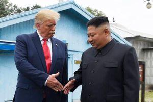 Thượng đỉnh Trump - Kim có thể diễn ra vào tháng 12?