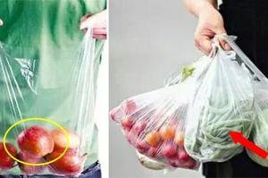 Đề xuất kiểm tra việc sử dụng túi nilon dùng 1 lần tại các siêu thị, chợ truyền thống