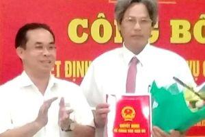 Ông Ngô Ngọc Toàn giữ chức Giám đốc BV Y học cổ truyền Quảng Nam