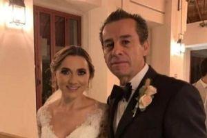 Con trai mất 3 năm, cựu thị trưởng Mexico cưới con dâu