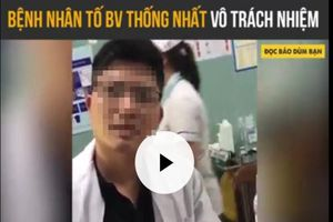 Bệnh nhân tố nhập viện 5 tiếng nhưng không được khám