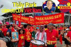 Thầy Park cảm ơn CĐV Việt Nam; Son Heung-min thoát thẻ đỏ