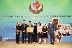 Herbalife: Giải thưởng Trách nhiệm xã hội doanh nghiệp 2019
