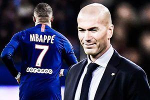 HLV Zidane: 'Ước mơ của Mbappe là tới Real'