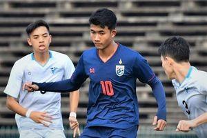 Sao trẻ tuyển Thái Lan ghi 5 bàn trong trận thắng 21-0