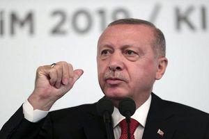 Ông Erdogan cáo buộc Mỹ vi phạm thỏa thuận chung với Thổ Nhĩ Kỳ tại Syria