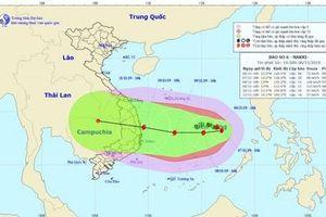 Quảng Ngãi hỏa tốc đề nghị hỗ trợ tàu cá trú bão số 6 ở Philippines