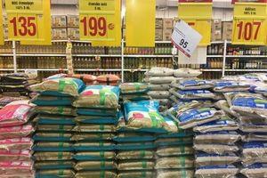 Ngành lúa gạo Thái Lan đối mặt nhiều thách thức