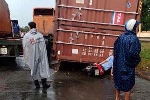 Ngăn chặn hiểm họa thùng container