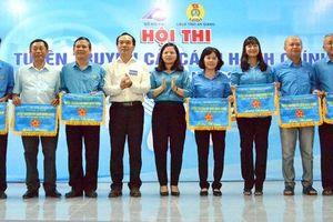 An Giang: Hội thi tuyên tuyền cải cách hành chính