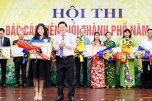 Bế mạc hội thi báo cáo viên giỏi TP Đà Nẵng