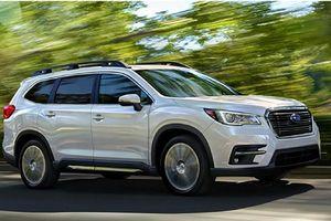 Subaru Ascent sắp cập bến Đông Nam Á 'đấu' Ford Explorer