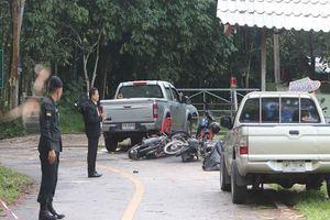 Xả súng kinh hoàng tại Thái Lan, 15 người chết