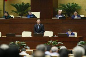 Bộ trưởng Nguyễn Xuân Cường: Dừng đóng tàu vỏ thép theo Nghị định 67