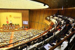 86 cán bộ quy hoạch cấp chiến lược dự phiên chất vấn tại Quốc hội