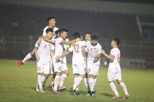 U19 Việt Nam thắng đậm Mông Cổ trận ra quân vòng loại châu Á