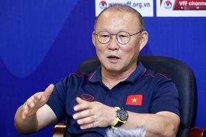 HLV Park Hang Seo nhận lương cao nhất lịch sử bóng đá Việt Nam!