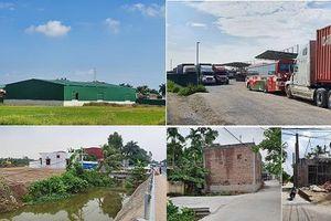 Xã Giang Biên (Vĩnh Bảo, Hải Phòng): Hàng loạt vi phạm về đất đai không được xử lý dứt điểm