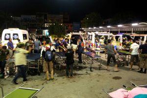 Tấn công bạo lực ở miền Nam Thái Lan, 19 người thương vong