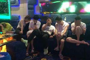Phát hiện 37 người dương tính với ma túy trong quán karaoke