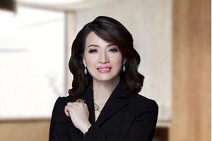 Chân dung nữ tỷ phú Thái Lan vừa mua lại 34% cổ phần Cty CP Nước mặt sông Đuống