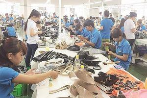 Xuất khẩu da giày dự báo 'cán đích' 21,5 tỷ USD