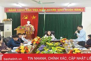 Cao đẳng Việt Đức Hà Tĩnh cần năng động trong công tác tuyển sinh