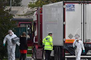 Cảnh sát Anh đang thúc đẩy xác nhận danh tính 39 người nhập cư
