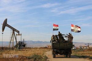 Nga khẳng định không hợp tác với Mỹ về vấn đề dầu mỏ Syria