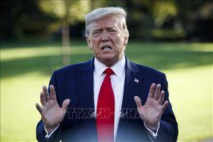 'Phép thử' đối với Tổng thống Mỹ Donald Trump trước cuộc bầu cử năm 2020